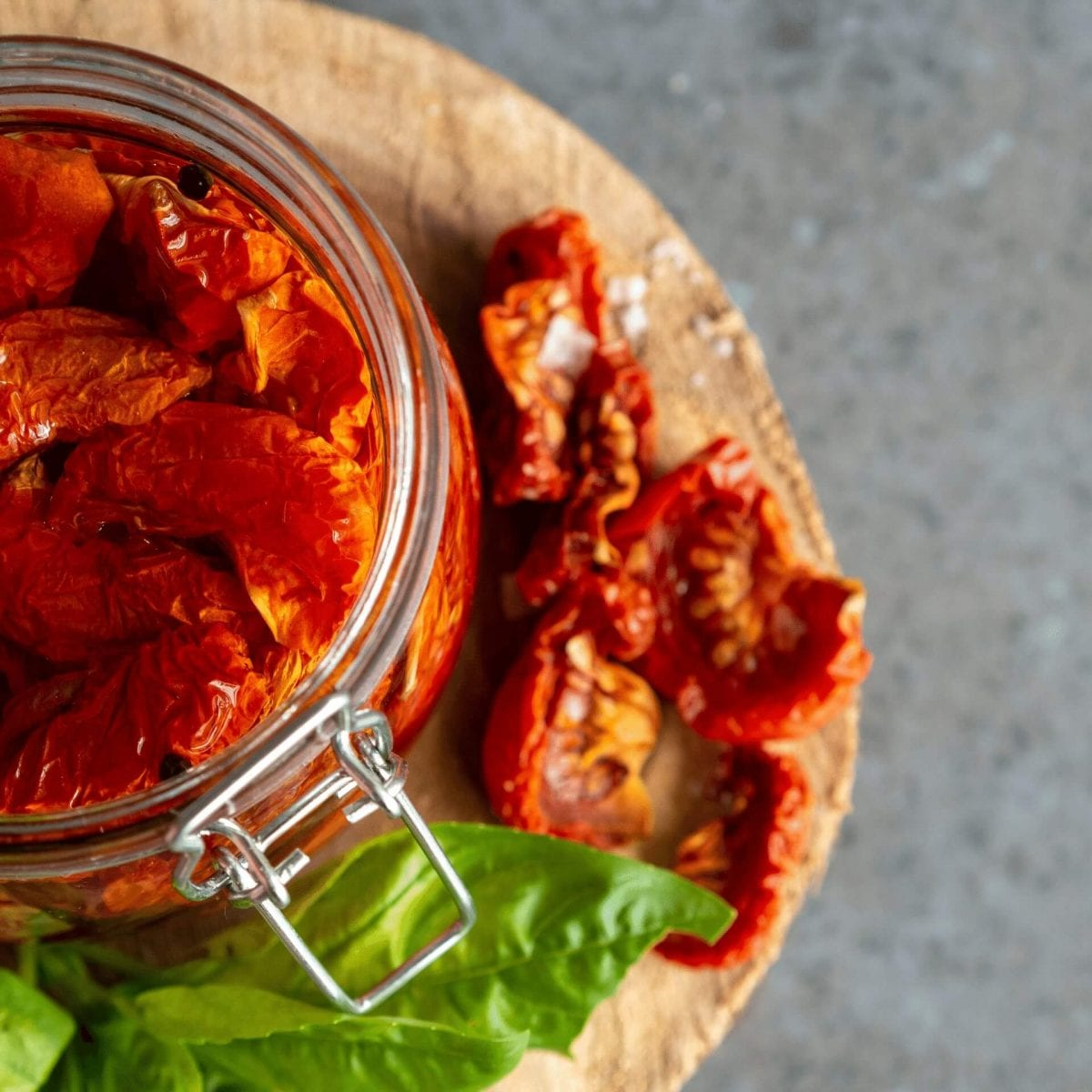 Oven Dried Tomatoes